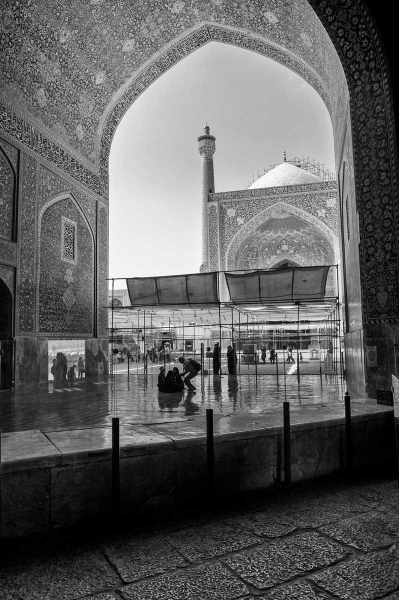 600-1662. 16.08.14 persia esfahan masjed-e shah