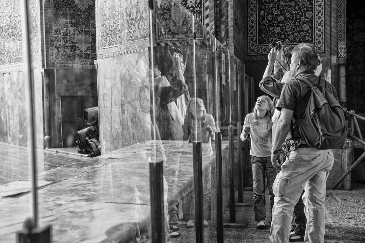 603-1671. 16.08.14 persia esfahan masjed-e shah