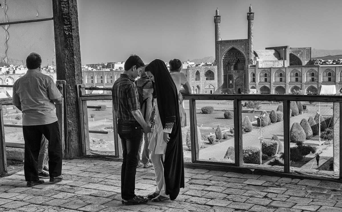 638-1893. 16.08.14 persia esfahan kakh-e ali qapu