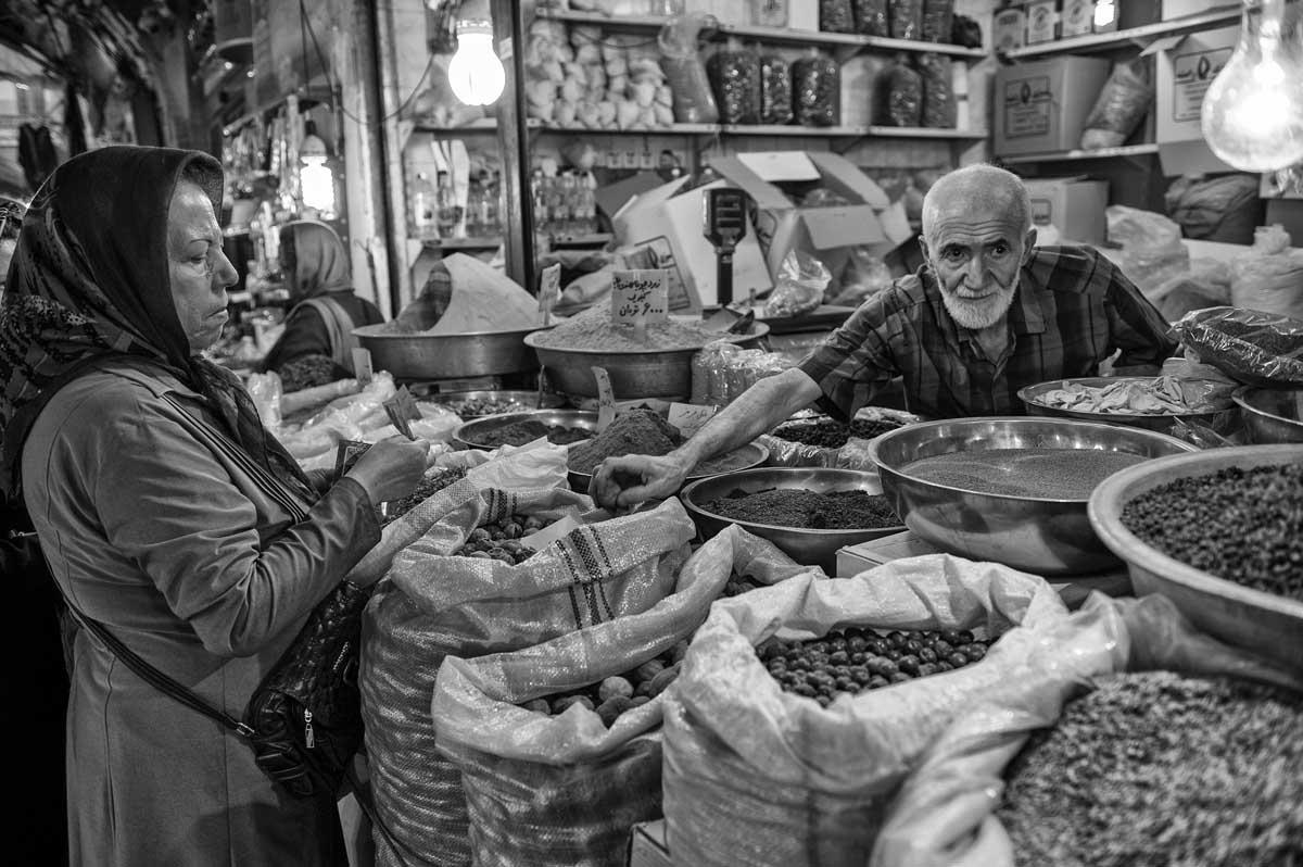 655-1982. 16.08.14 persia esfahan bazar-e bozorg