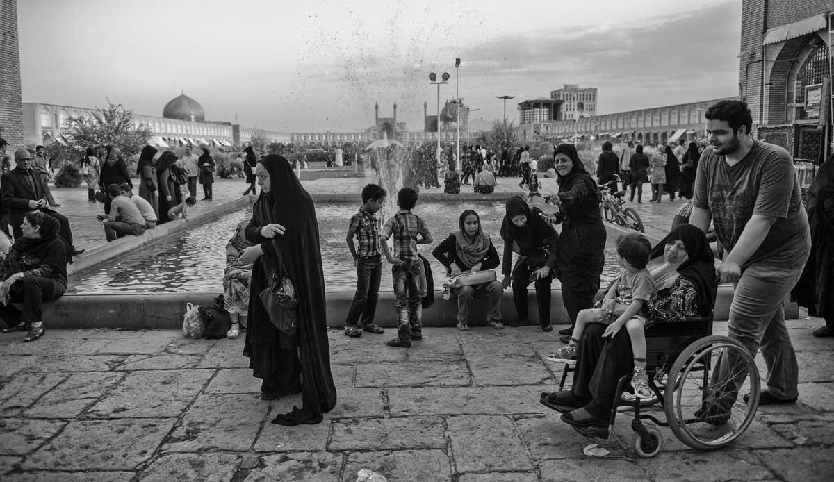 656-1990. 16.08.14 persia esfahan naqsh-e jahan square