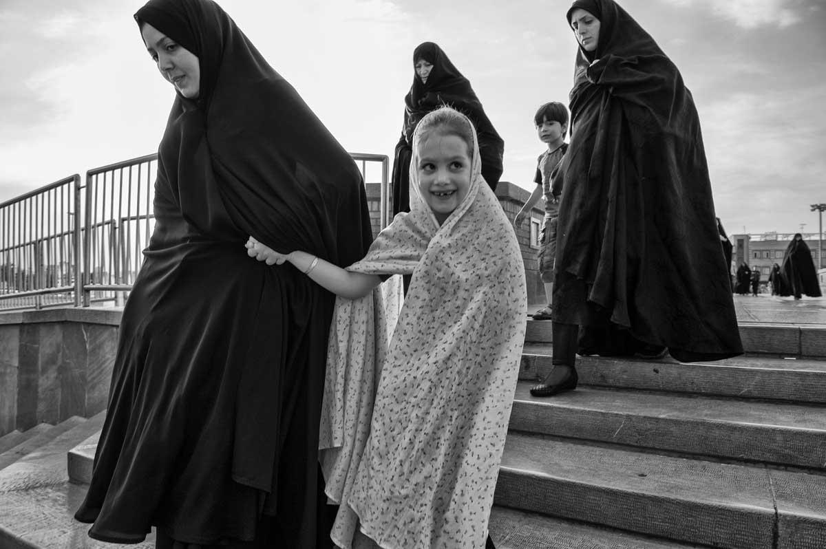 715-2275. 17.08.14 persia qom hazrat-e masumeh santuario con tomba di fatemeh