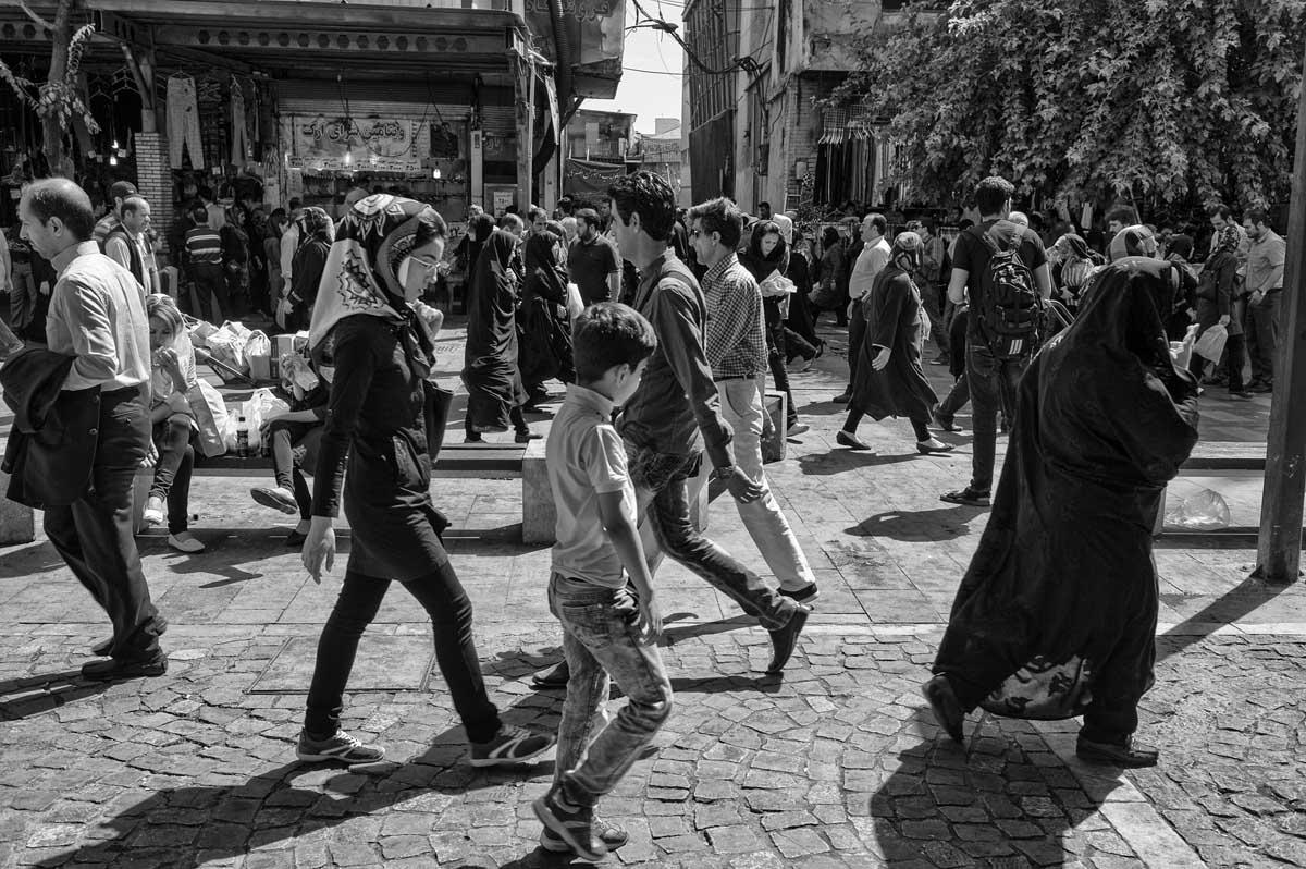 853-2674. 18.08.14 persia teheran vic. bazaar